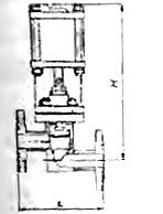 Клапан 22с668п